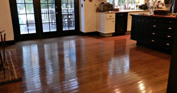 No Sanding No Mess Non Toxic Hard Wood Floor