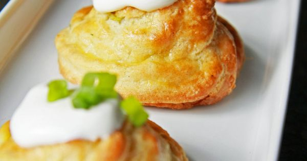 Gougeres With Arugula, Bacon, And Pickled Onions Recipe — Dishmaps