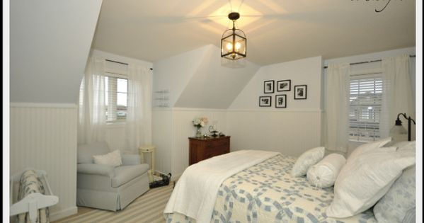 Cape cod style rooms diy cape cape cod style and cape for Cape bedroom ideas
