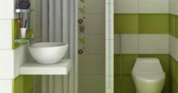 satukanlah warna yang ada pada dinding serta pada keramik