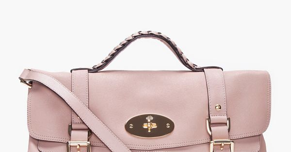 oversized alexa bag / mulberry