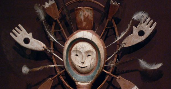 inuit mask inuit masks pinterest