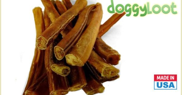 usa bully sticks your dog will go nuts for these long lasting treats dog chews pinterest. Black Bedroom Furniture Sets. Home Design Ideas