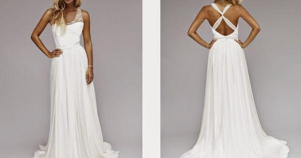 SO HIPPIE & SO CHIC: MARIAGE BOHÊME CHIC Robes de mariée bohème ...