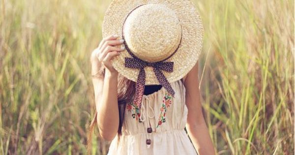 sundresses and hats... | Summer's enchantment | Pinterest ...