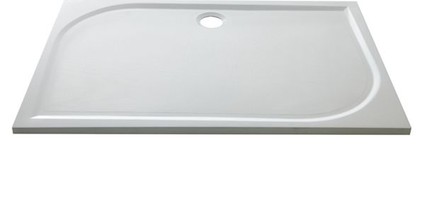 Receveur Extra Plat Limski 120 X 90 Cm Castorama Receveur Extra Plat Baignoire Angle Baignoire Balneo