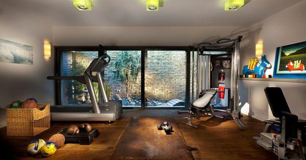 C mo montar tu gimnasio en casa en el blog de living for Gimnasio en casa