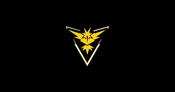 Download Pokemon Go Team Instinct Black Background 7680x4320 Pokemon Go Team Instinct Pokemon Go Team Instinct