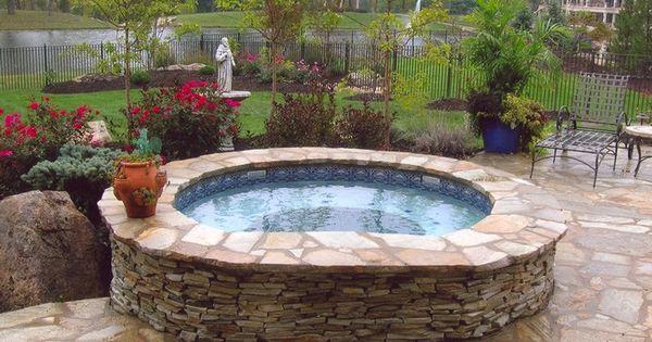 dipping pools inground