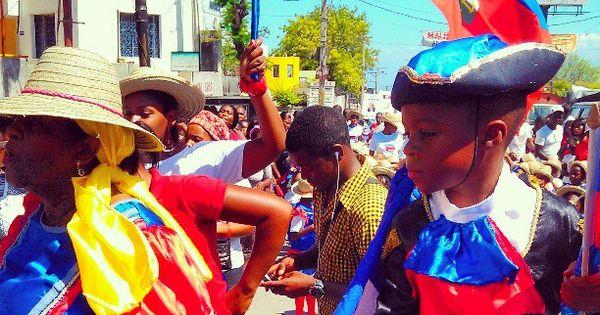 18 mai haitian flag day