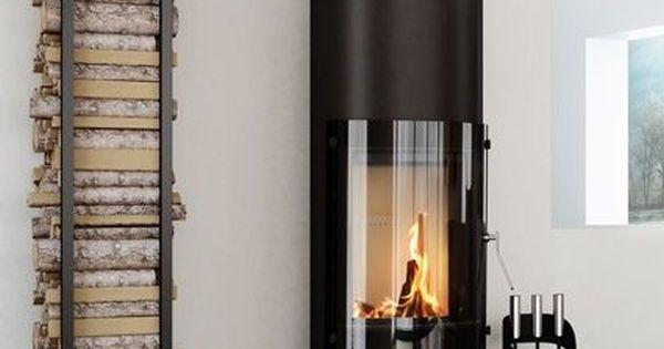 id es rangement pour le bois de chemin e dans votre int rieur id es pour la maison. Black Bedroom Furniture Sets. Home Design Ideas
