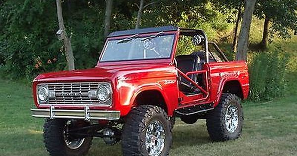 1970 Ford Bronco Haven T Advanced Any Of My Personal Painting However Still Taking Custom Order Commission Work Http Scott Deuty Fin Ford Bronco Bronco Truck