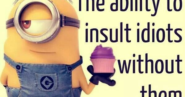 Top 40 Funniest Minions Sayings,quotes & pictures ;)