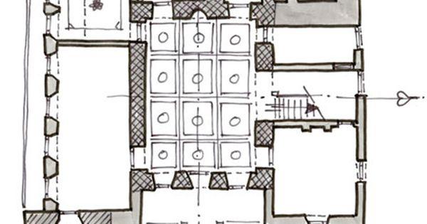 Plattegrond kasteel beverweerd ontwerp kasteel for Ontwerp plattegrond