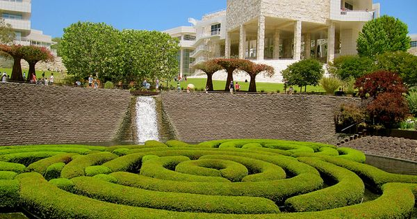 The Getty Center One Of My Favorite Places To Visit In Los Angeles Beautiful Art Architecture