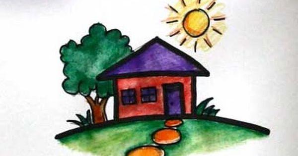Pin Di Cara Menggambar Untuk Anak Anak