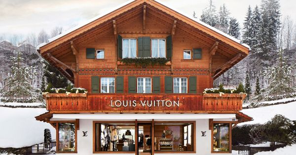 Louis Vuitton Switzerland Stores