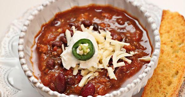 Great chili recipe