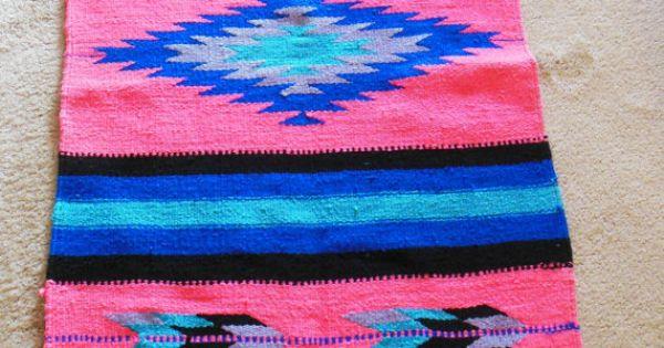 Southwestern Indian Rug Western Indian Style Handmade