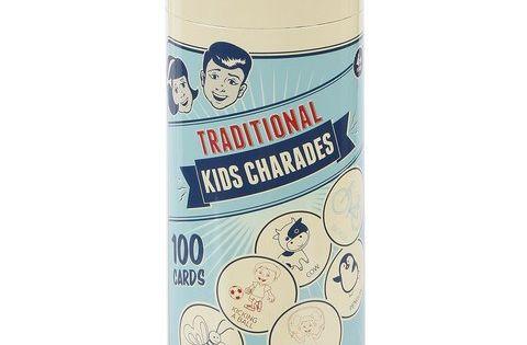 100 Cards Kids Charades Kmart Charades For Kids Kids Charades