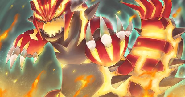 how to catch groudon in ruby if you killed it