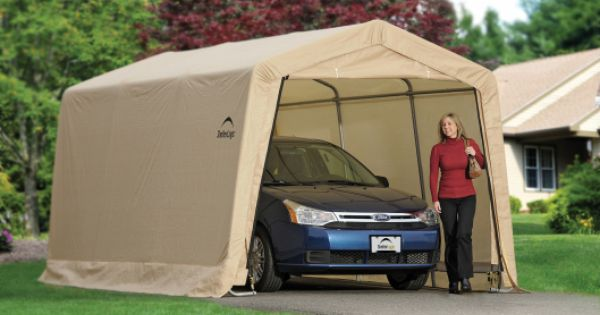 Portable Car Garage Shelters Instant Garage Portable Garage Garage Canopies