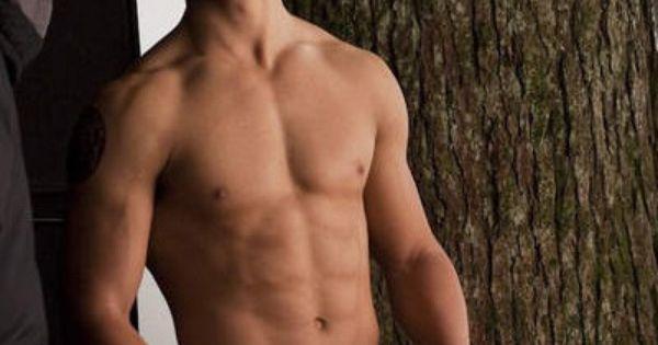Taylor Lautner - Team Jacob wassssup