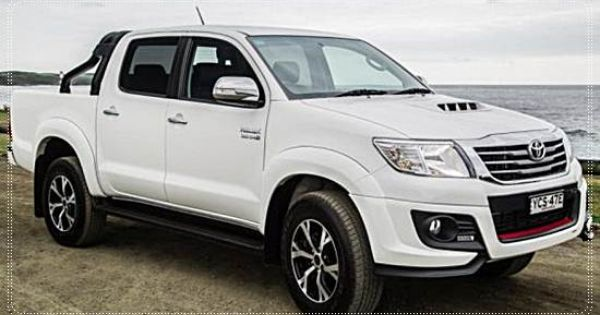 2017 Toyota Hilux Philippines Toyota Hilux Ford Ranger Camper Ford Ranger
