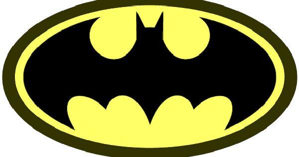 Free Printable Batman Logo Printable Quotes Pinterest