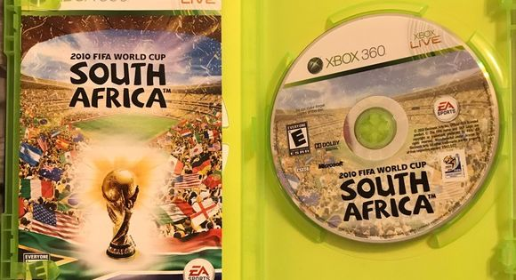 2010 Fifa World Cup South Africa Xbox 360 Fifa World Cup Fifa World Cup