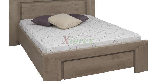 Bed Gami Sarlat Bed  Xiorex Gami Sarlat bed set by ...