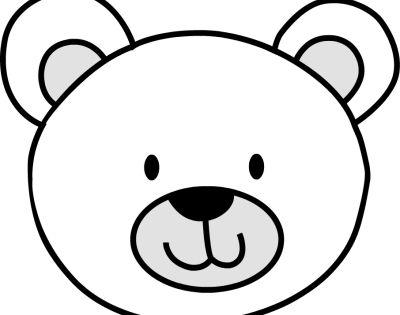 Polar Bear Clip Art Polar Bear Image Polar Bear Craft Polar Bear Theme Bear Crafts