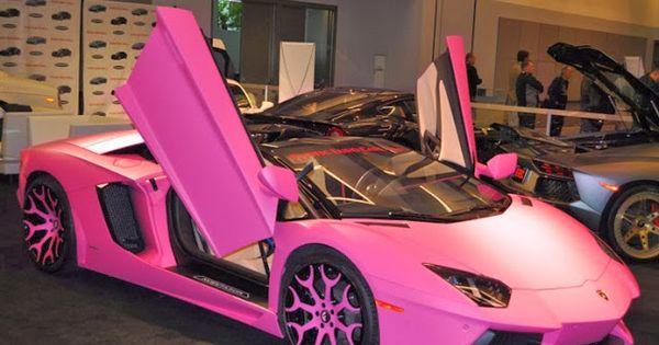 Nicki Minaj Pink Lamborghini Aventador Nice Rides Pinterest Lamborghini Aventador