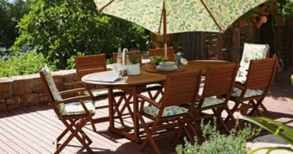 Peru 8 Seater Extending Garden Furniture Set At Homebase Be Inspired And Make Your House A