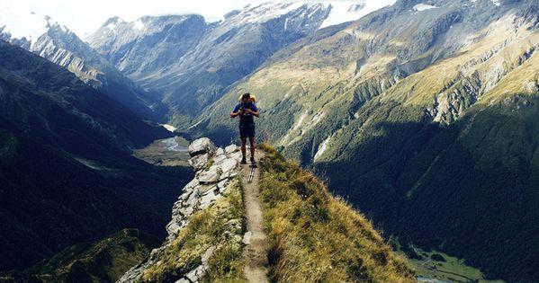 Mount Aspiring National Park/ Otago, New Zealand This is my top destination