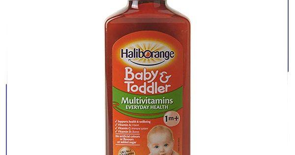 Haliborange هاليبورانج شراب متعدد الفيتامينات ٢٥٠ مل لصحة طفلك Toddler Baby Toddler Multivitamin