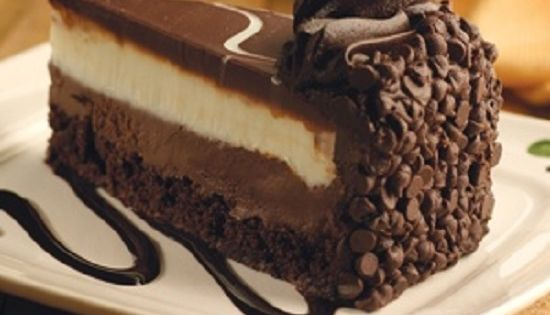 Olive Garden Black Tie Mousse Cake 4 Layers Chocolate Cake Chocolate Cheesecake Mousse
