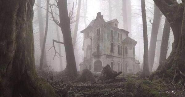The 40 Most Breathtaking Abandoned Places In The World. This Gave Me
