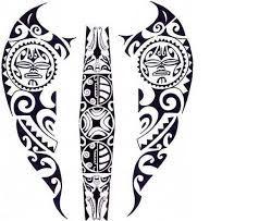Resultado De Imagem Para Tattoo Maori Na Perna Bracelete Tattoo