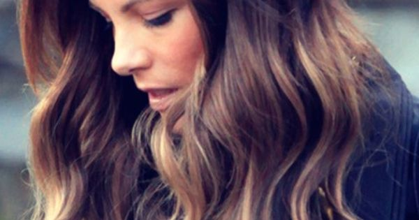 Kate Beckinsale Ombre Hair Color Ideas - New Hairstyles, Haircuts & Hair