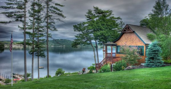 Dream Home Cabin By The Lake Cabin In The Woods