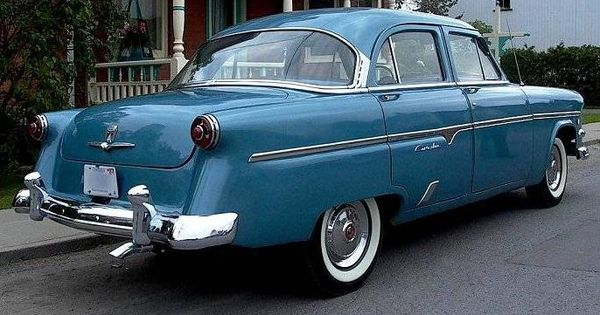 1954 ford customline awesome classic cars pinterest for 1954 ford customline 4 door