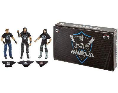 Epic moments Roman Reigns Seth Rollins /& Dean Ambrose Action Figure 3-Pack