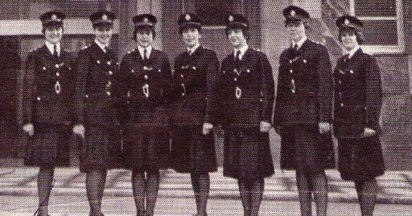 Leeds City Police Cadets And Policewomen 1964 Leeds City Police
