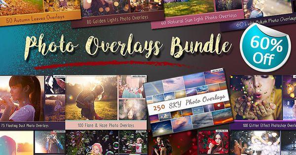 900 Photo Overlays Bundle Photoshop Overlays Overlays Bokeh