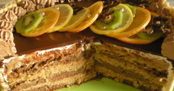 Monastirskaya Izba Cake