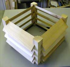 The Runnerduck Cupola Step By Step Instructions Cupolas Wood Shed Plans Wood Plans