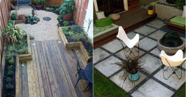 Petit jardin: idées daménagement, déco et astuces pratiques  Oder