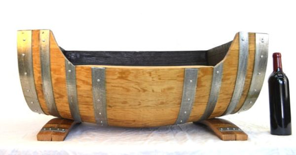 Alveo Leaba Wine Barrel Pet Bed 100 By Winecountrycraftsman Made