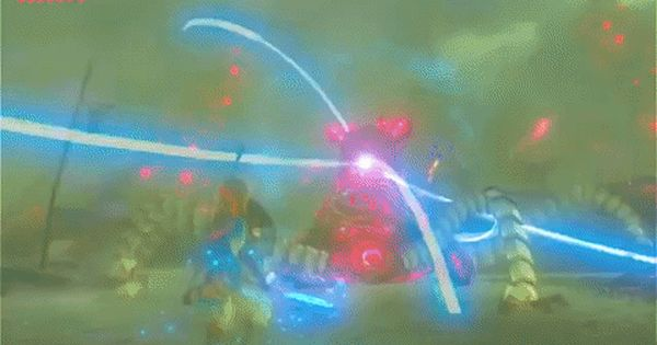 Image Result For Breath Of The Wild Guardian Lazer Legend Of